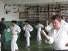 Antrenament blocaje Ju Jutsu