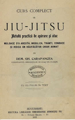 Curs complect de Jiu Jitsu