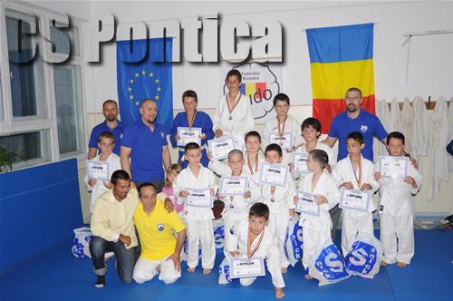 Medaliatii Cupei 1 iunie 2011 la Judo