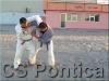 Antrenament Ju-Jitsu pe plaja (2000