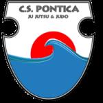 Emblema sectiei de Ju Jutsu & Judo a CS Pontica